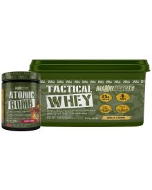 Atomic Bomb plus Tactical Whey