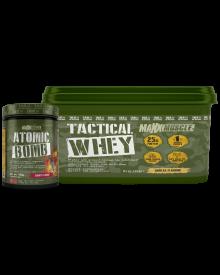 Atomic Bomb plus Tactical Whey