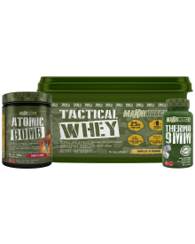 Atomic Bomb plus Tactical Whey plus Thermo 9mm