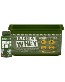 Thermo 9mm plus Tactical Whey