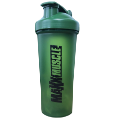 MaxxMuscle 100% Or Nothing Shaker Bottle | 600ml